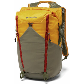 Columbia Tandem Trail Backpack 22l, bright gold/stone green